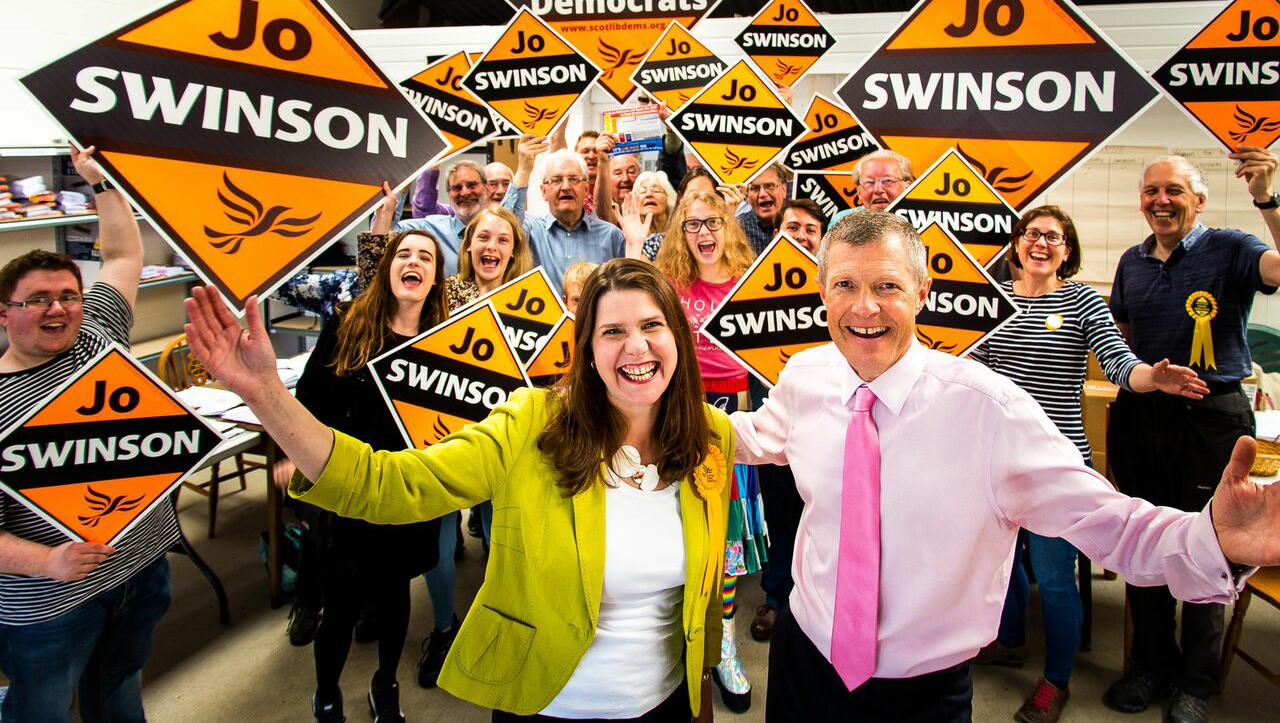 Swinson: Shared parental leave must be right from day one