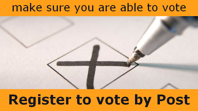 Register now to protect your vote