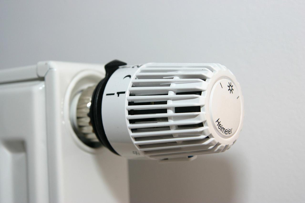 radiator thermostatic valve