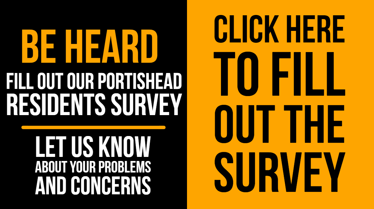 Fill out the Portishead Residents Survey