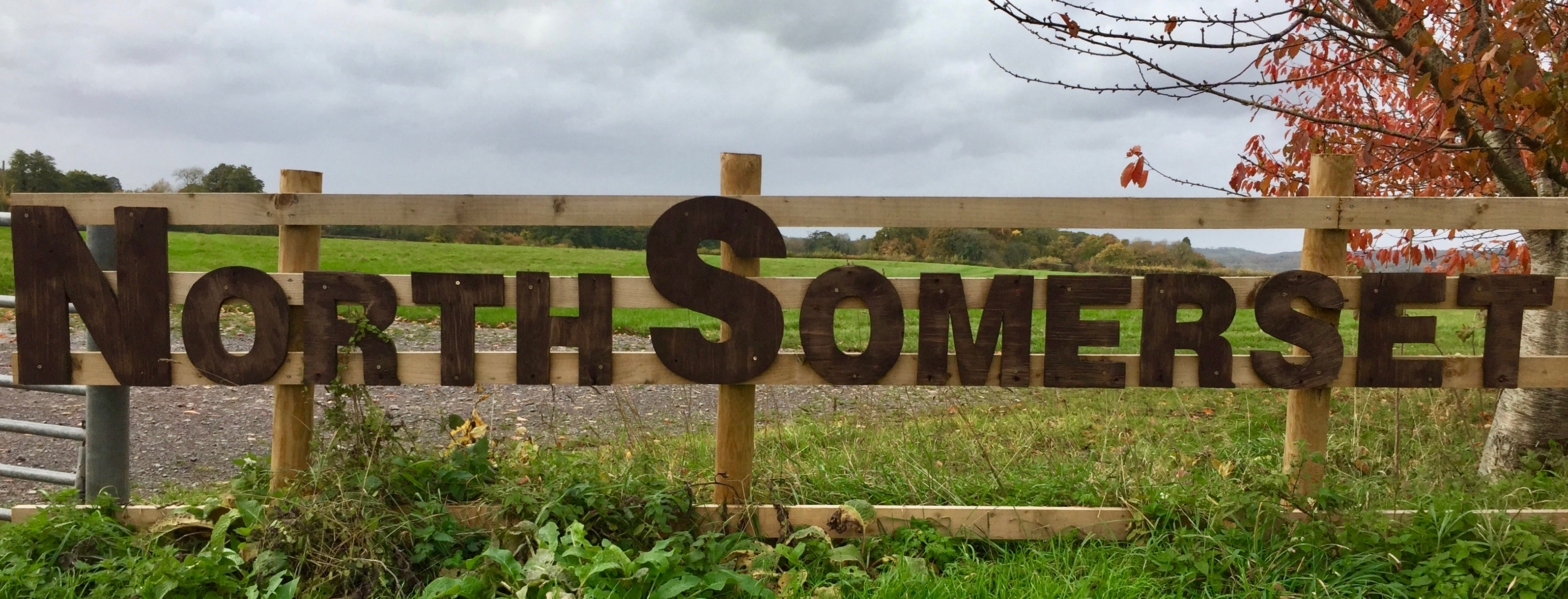 N Somerset sign