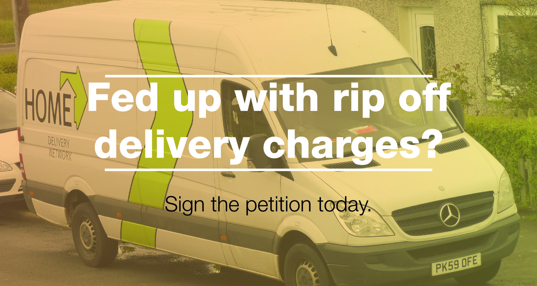 Fairer Delivery Charges