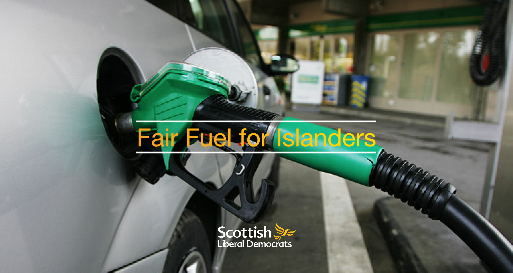 Fairer Fuel Prices for Islanders