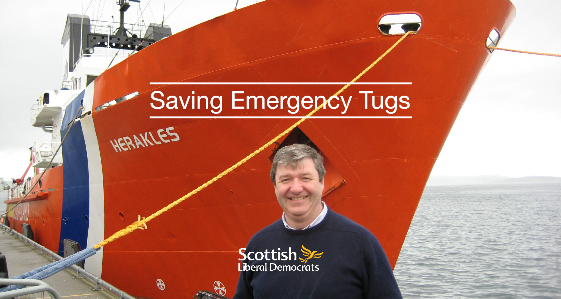 Saved Emergency Towing Vessel Provision