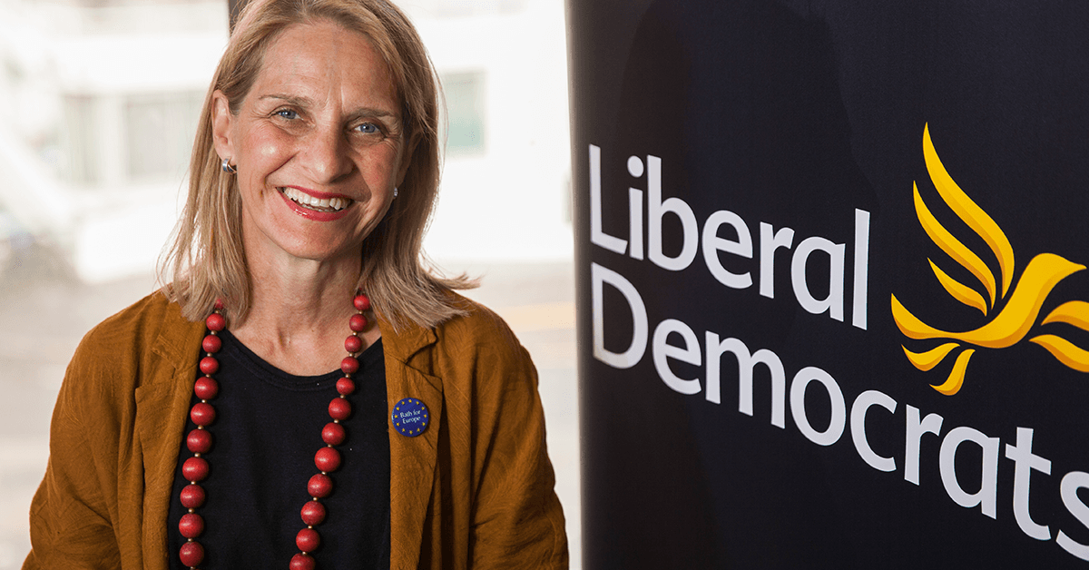 Join MP Wera Hobhouse for our global liberal event