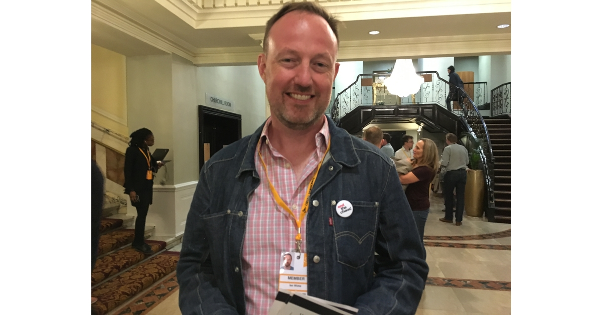 My first Lib Dem Conference