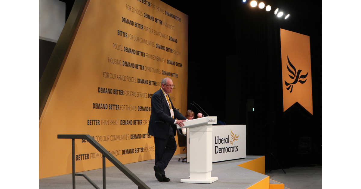 Lib Dems Overseas officially launched!