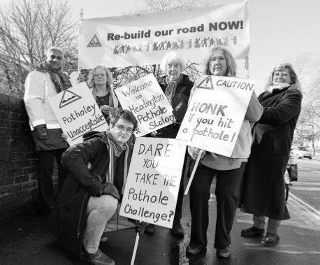 London Road: Lib Dems standing up for Headington