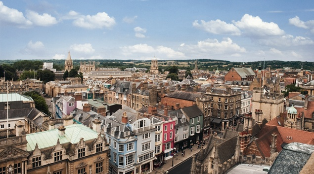Families buying homes in Oxford will pay on average £2,882 less in Stamp Duty