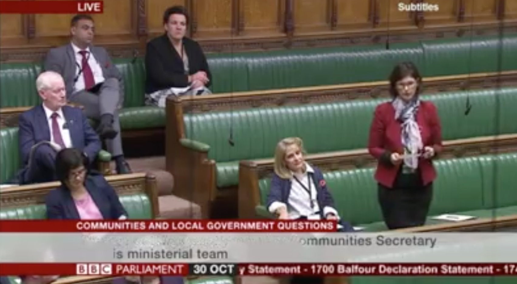 Layla Moran MP stands up for Kidlington, Yarnton and Begbroke residents in Parliament