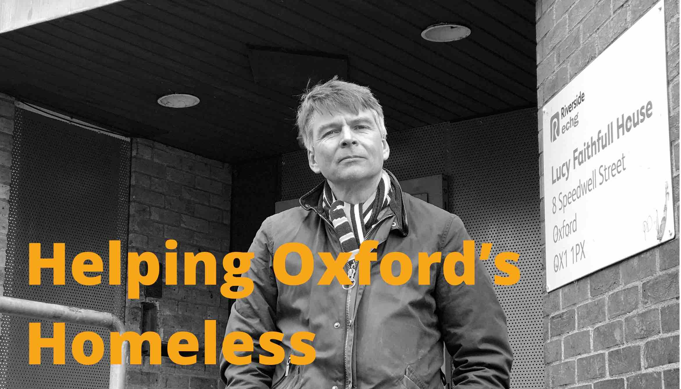 Helping Oxford's Homeless