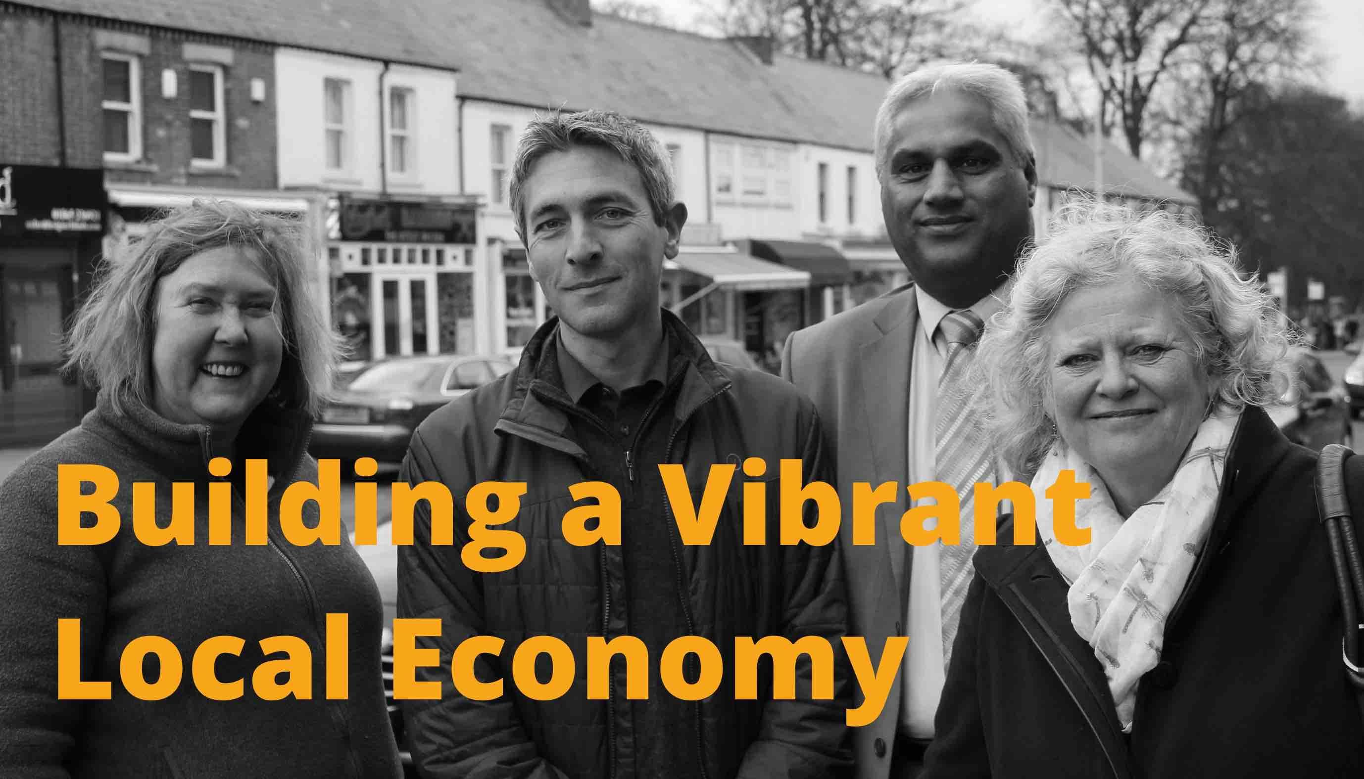 Building a Vibrant Local Economy