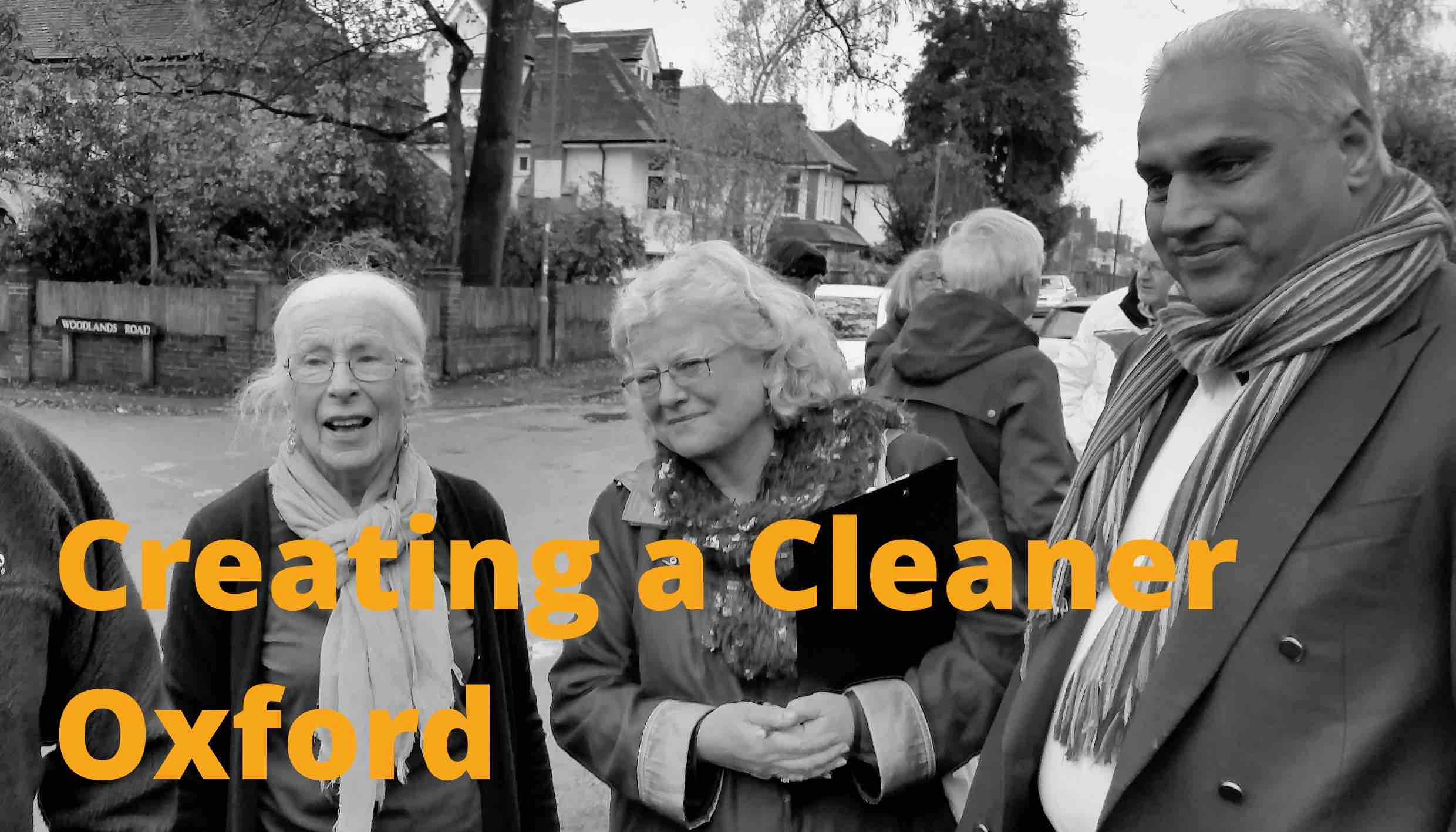 Creating a cleaner, greener Oxford