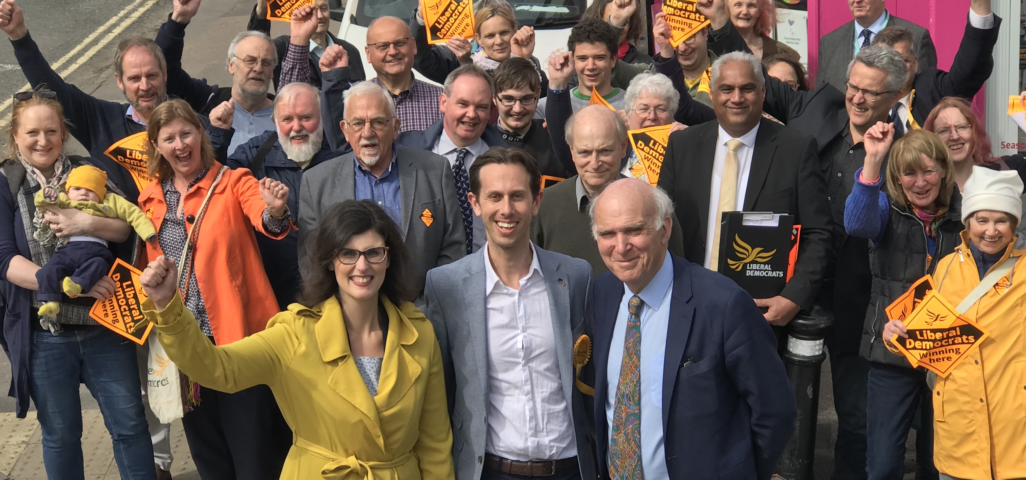 Liberal Democrats Double Their Seats Across Oxfordshire