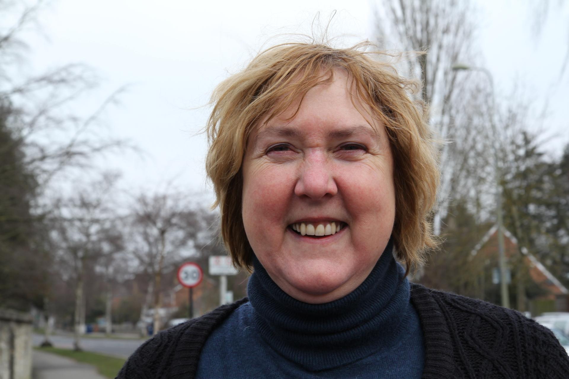 Headington councillor Ruth Wilkinson has stood down for family reasons