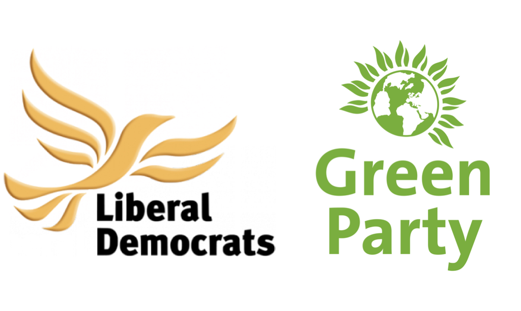 Joint statement by the Liberal Democrats and the Green Party in South Oxfordshire