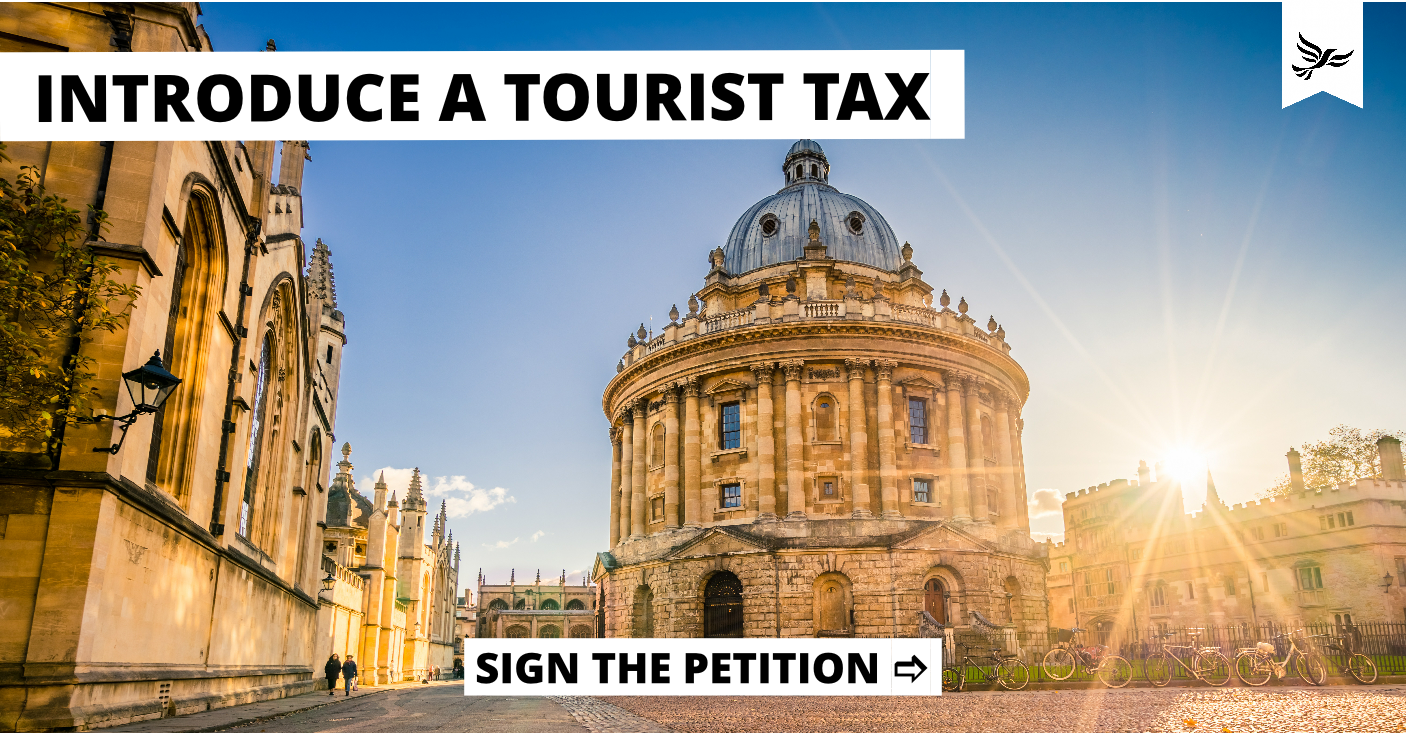 Introduce a Tourist Tax 🧳