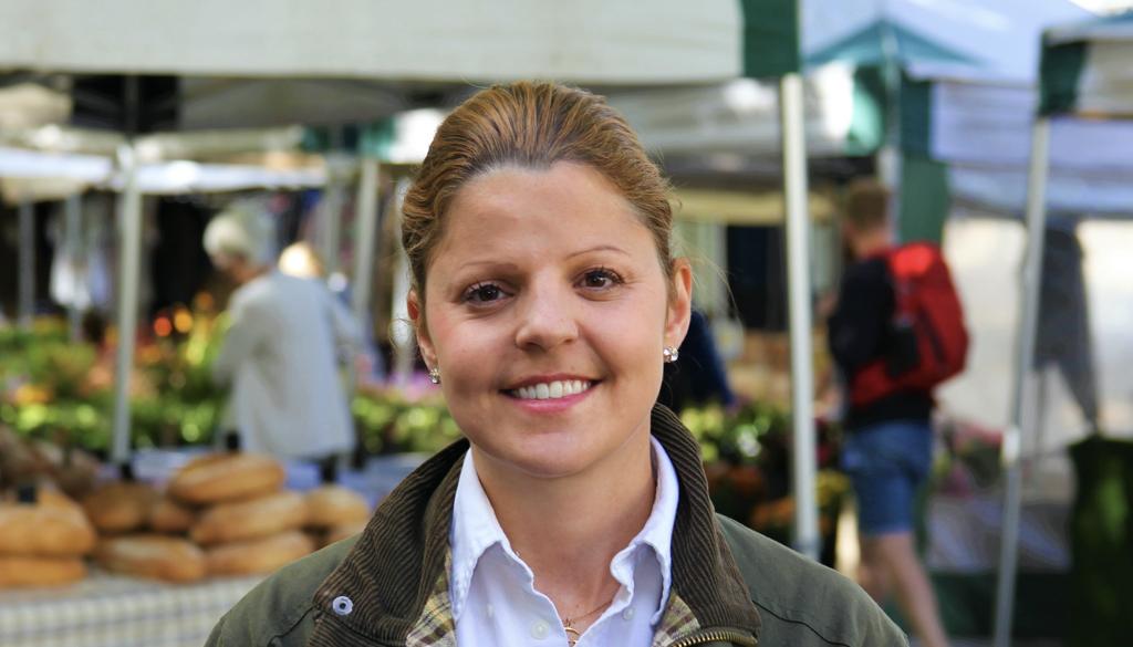 Charlotte Hoagland for Witney