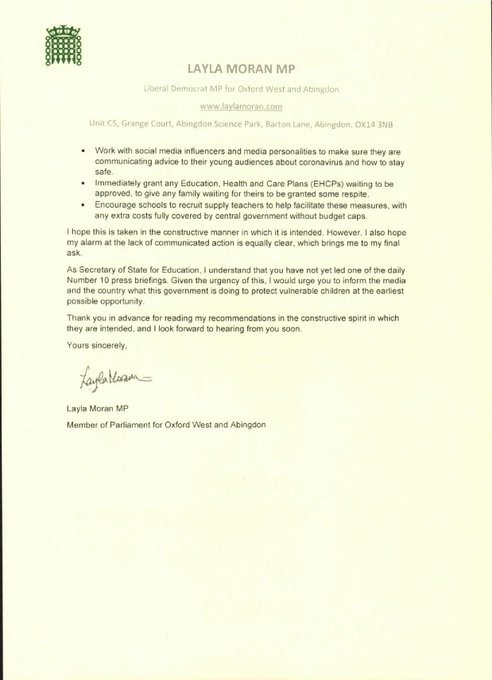 Letter to Gavin Williamson MP_3