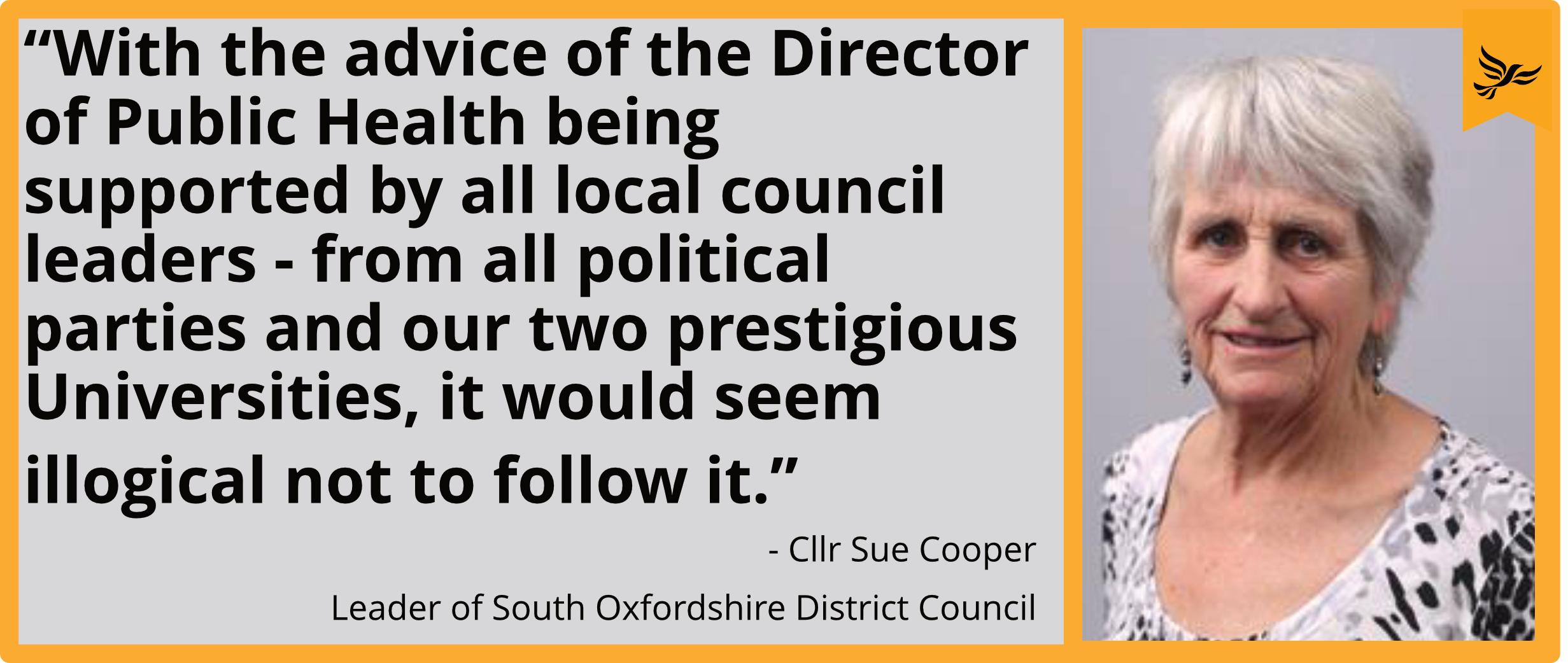 Key_Cllr Sue Cooper