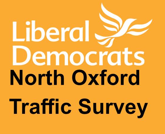 North Oxford Traffic Survey
