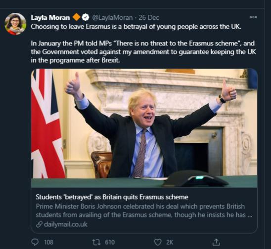 No_ Erasmus_in_Brexit Deal_