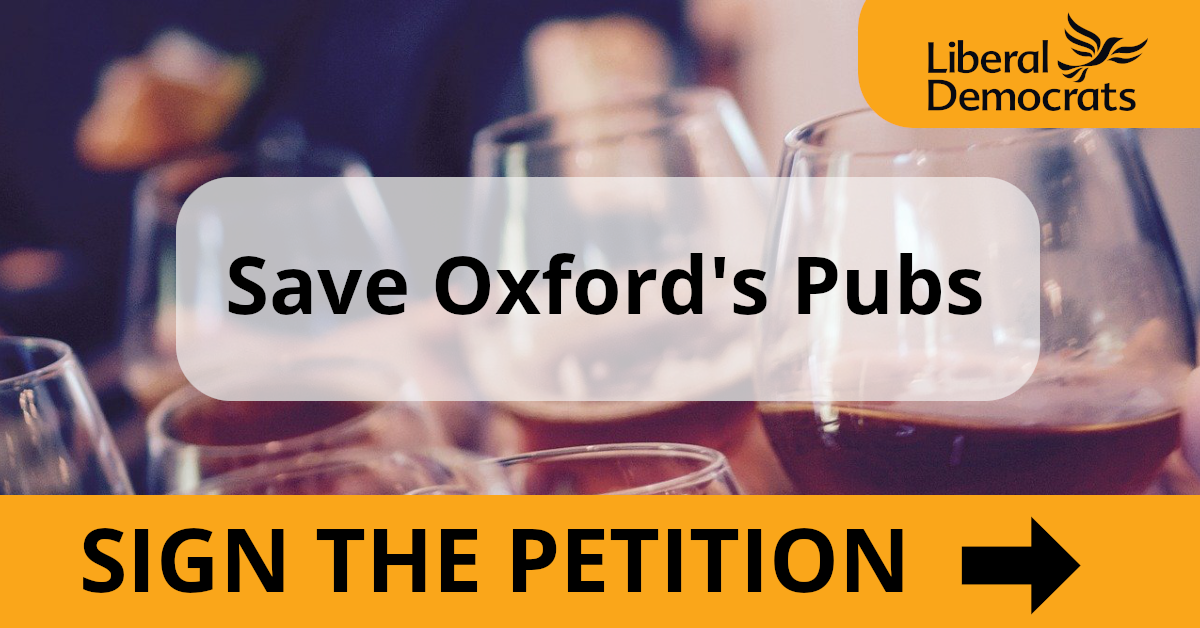 Save Oxford Pubs