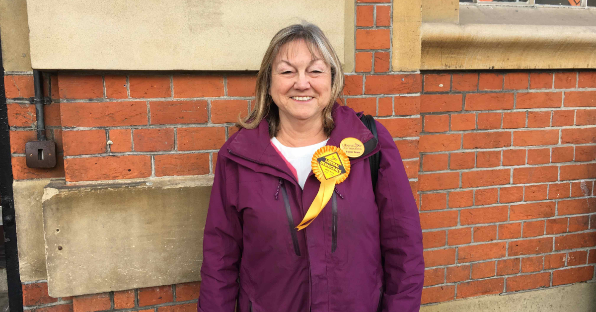North Hinksey - Judy Roberts