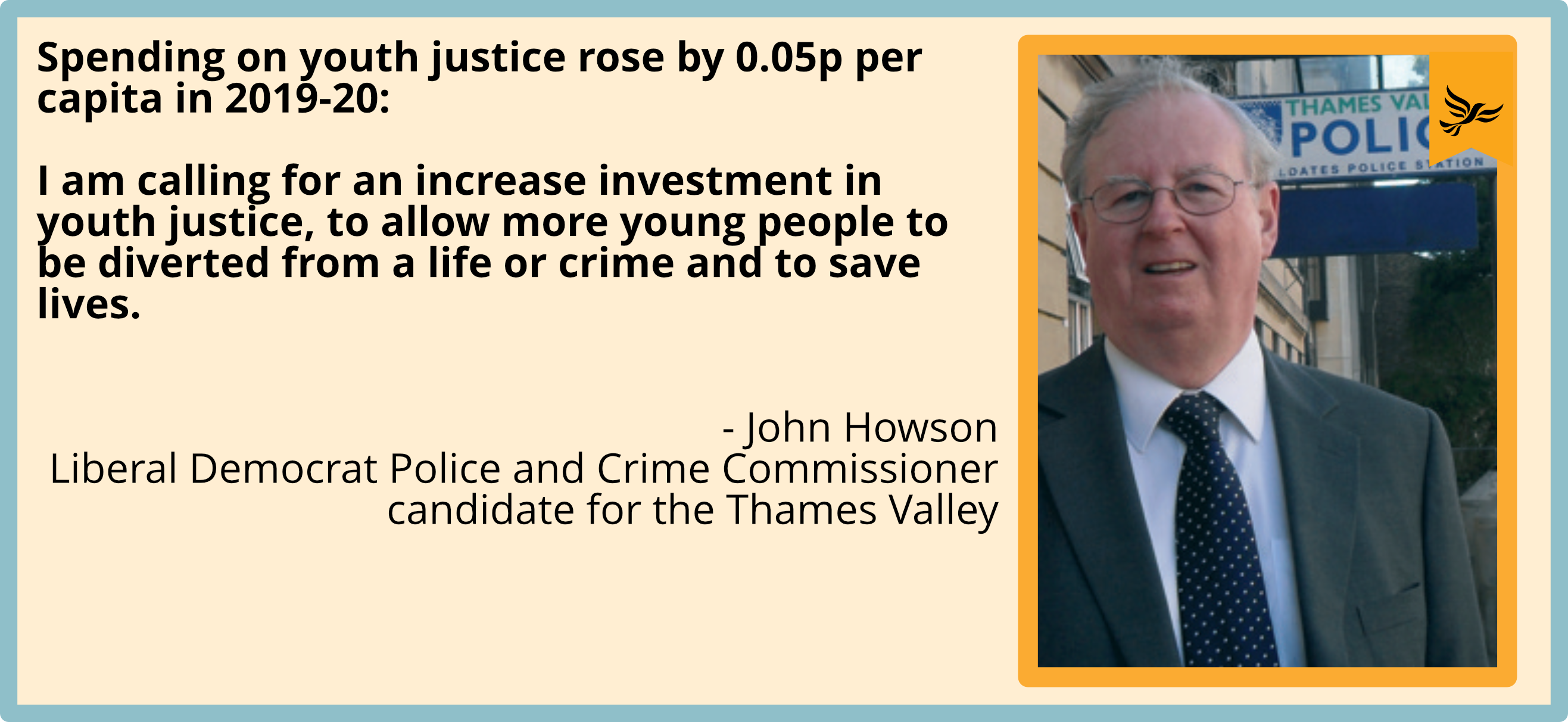 Youth Justice: more spending needed