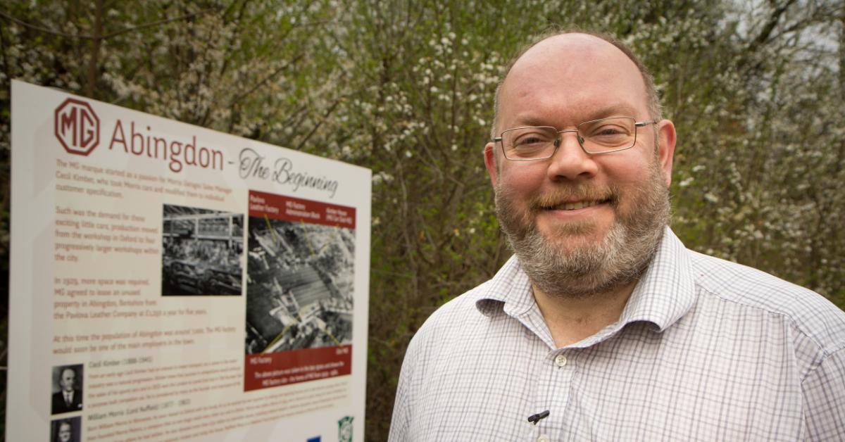Abingdon South - Neil Fawcett