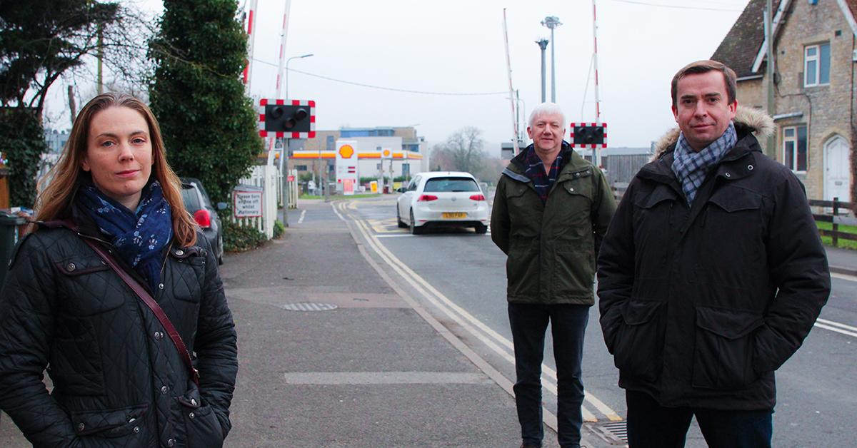 Keep London Road Open