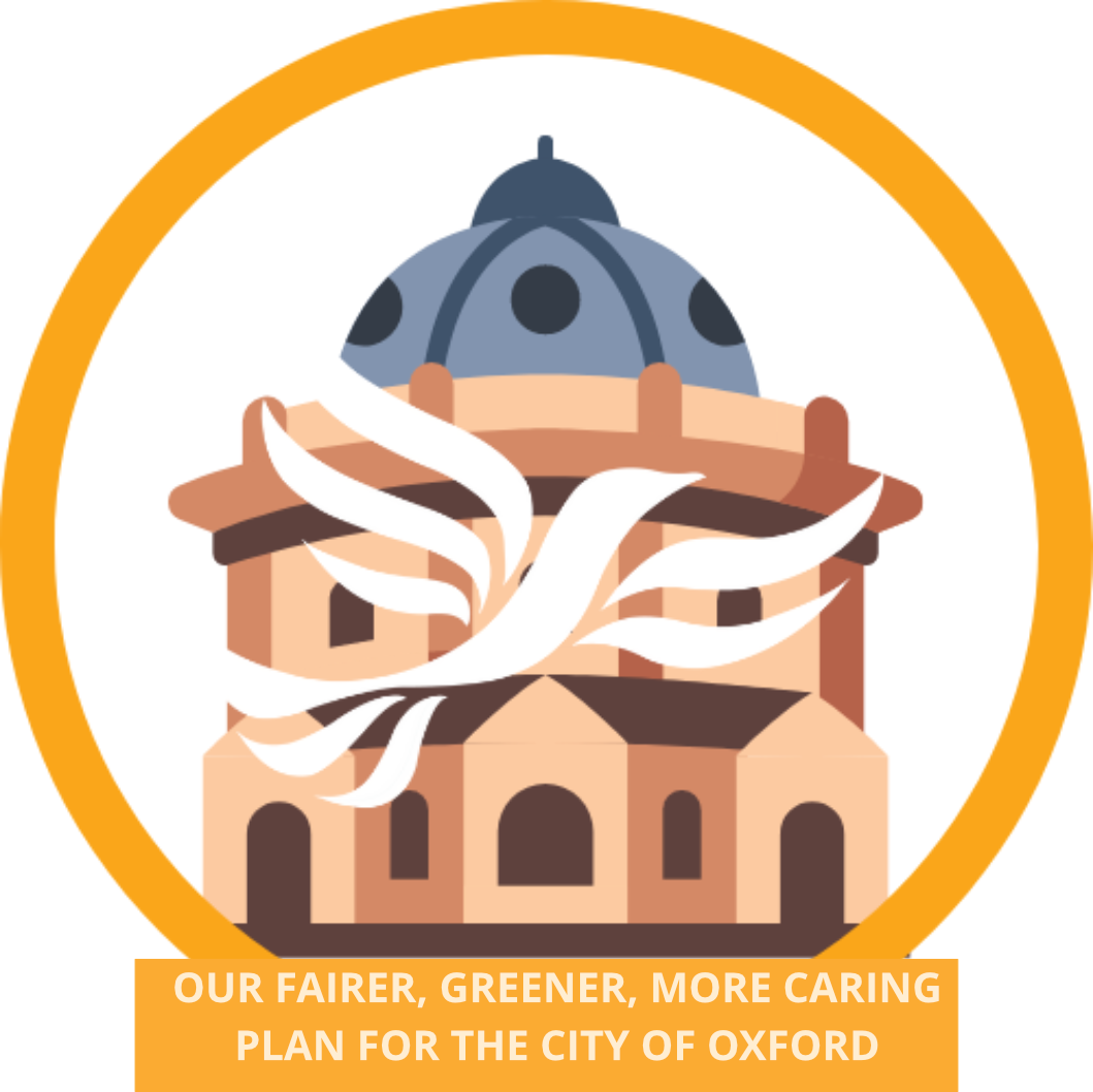 Fairer Greener More Caring City of Oxford