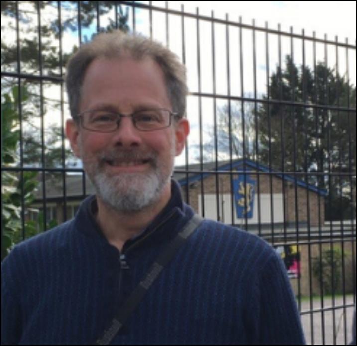 Steve Goddard - Wolvercote