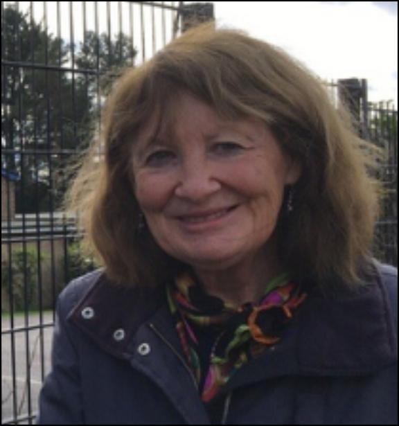 Liz Wade - Wolvercote