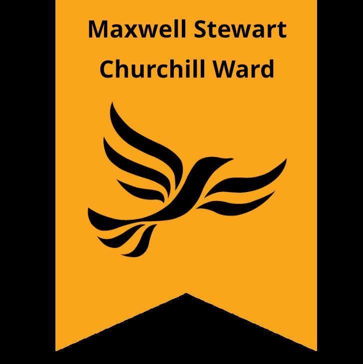 Maxwell Stewart - Churchill