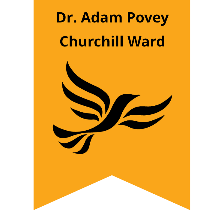 Adam Povey - Churchill