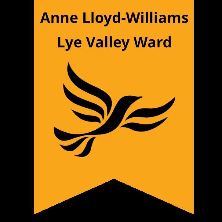 Anne Lloyd-Williams - Lye Valley