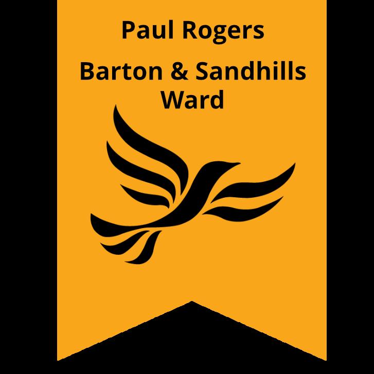 Paul Rogers - Barton & Sandhills