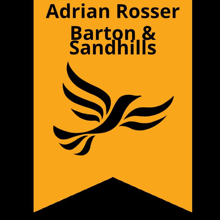 Adrian Rosser - Barton & Sandhills