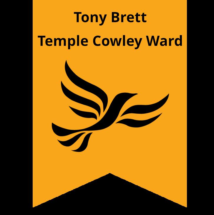 Tony Brett - Temple Cowley