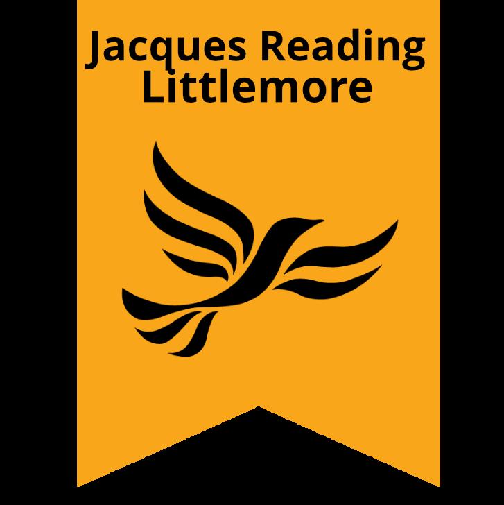 Jacques Reading - Littlemore