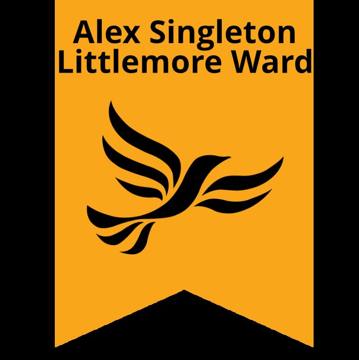 Alex Singleton - Littlemore