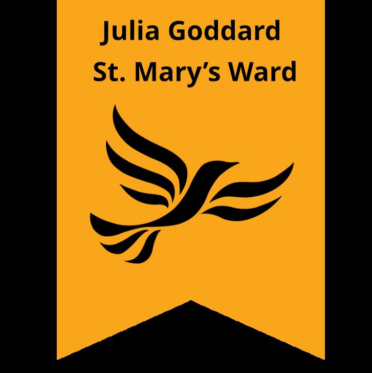 Julia Godadard - St Mary's