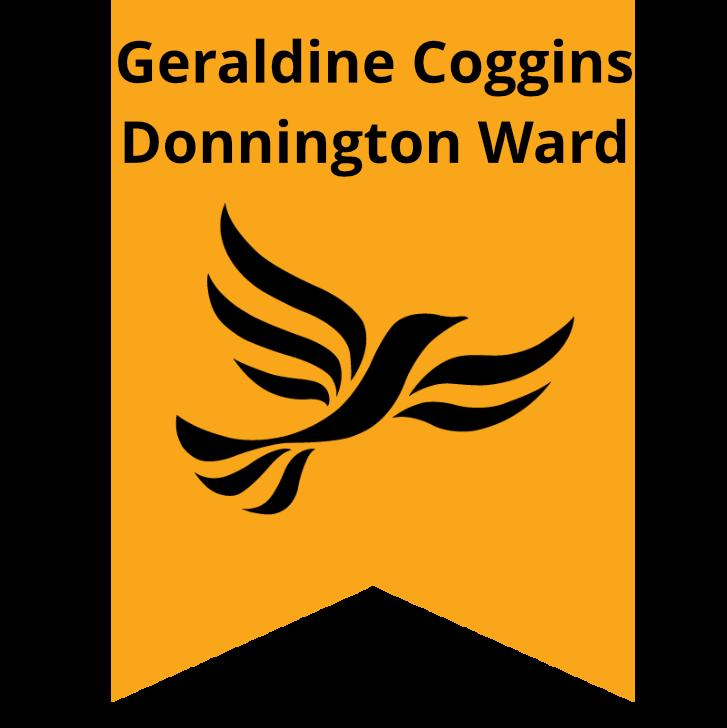 Geraldine Coggins - Donnington