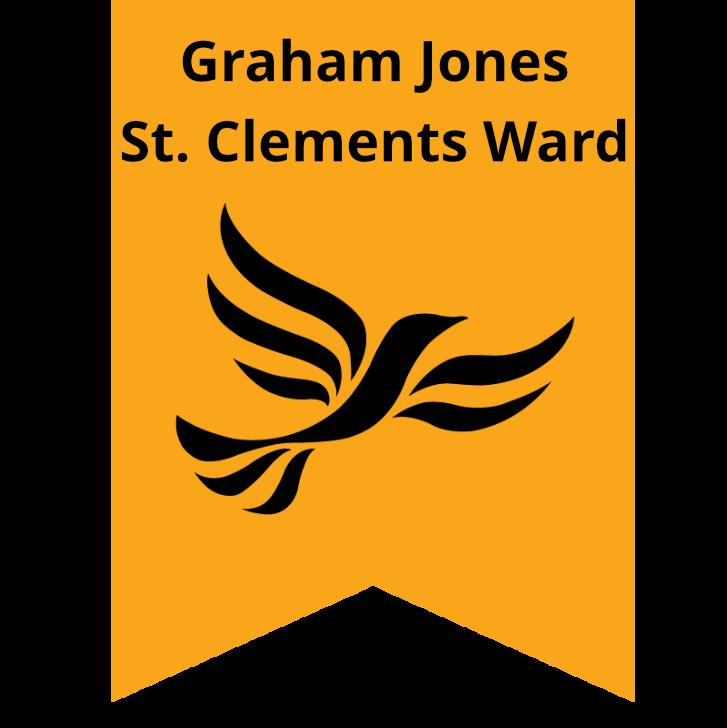 Graham Jones - St. Clements