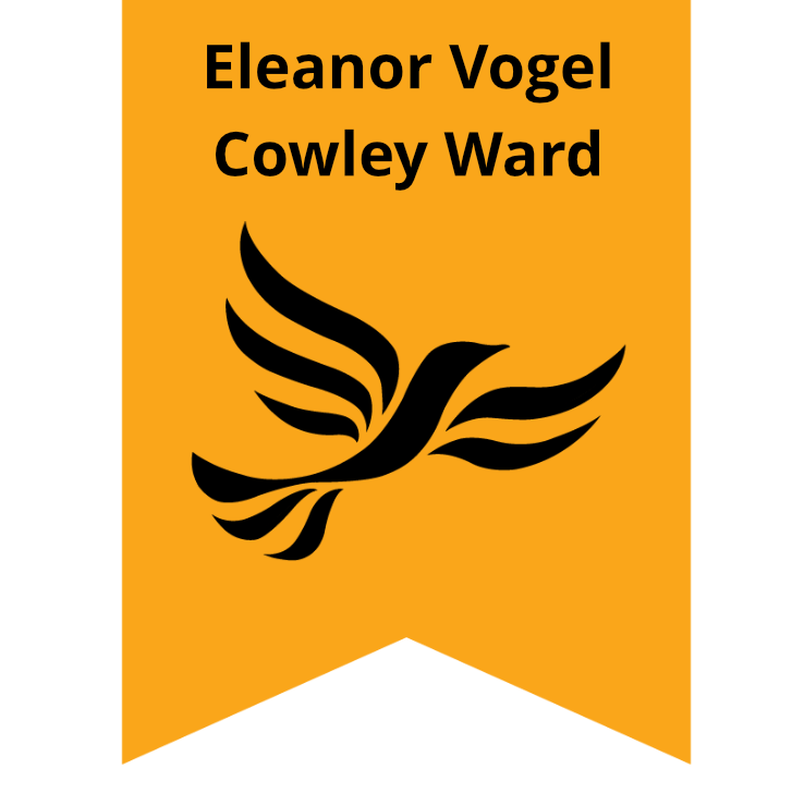 Eleanor Vogel - Cowley
