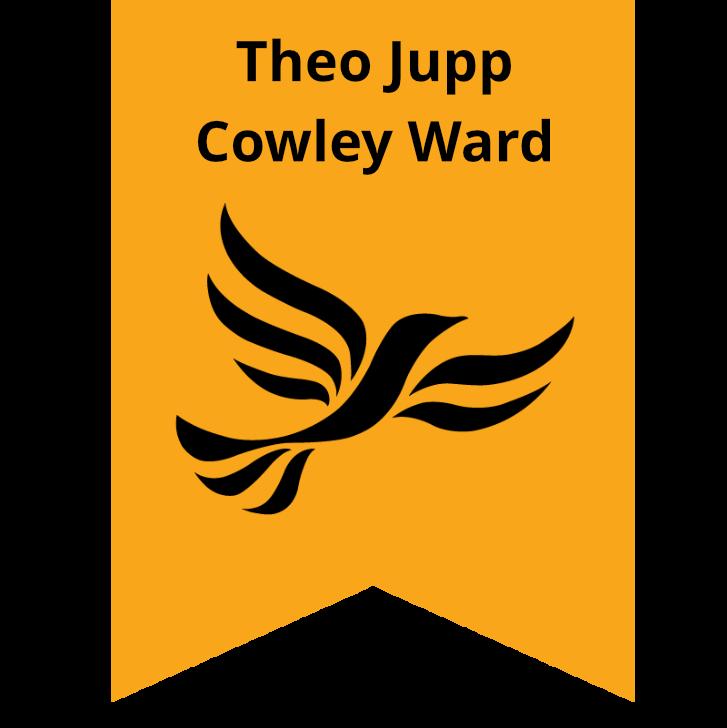 Theo Jupp  - Cowley