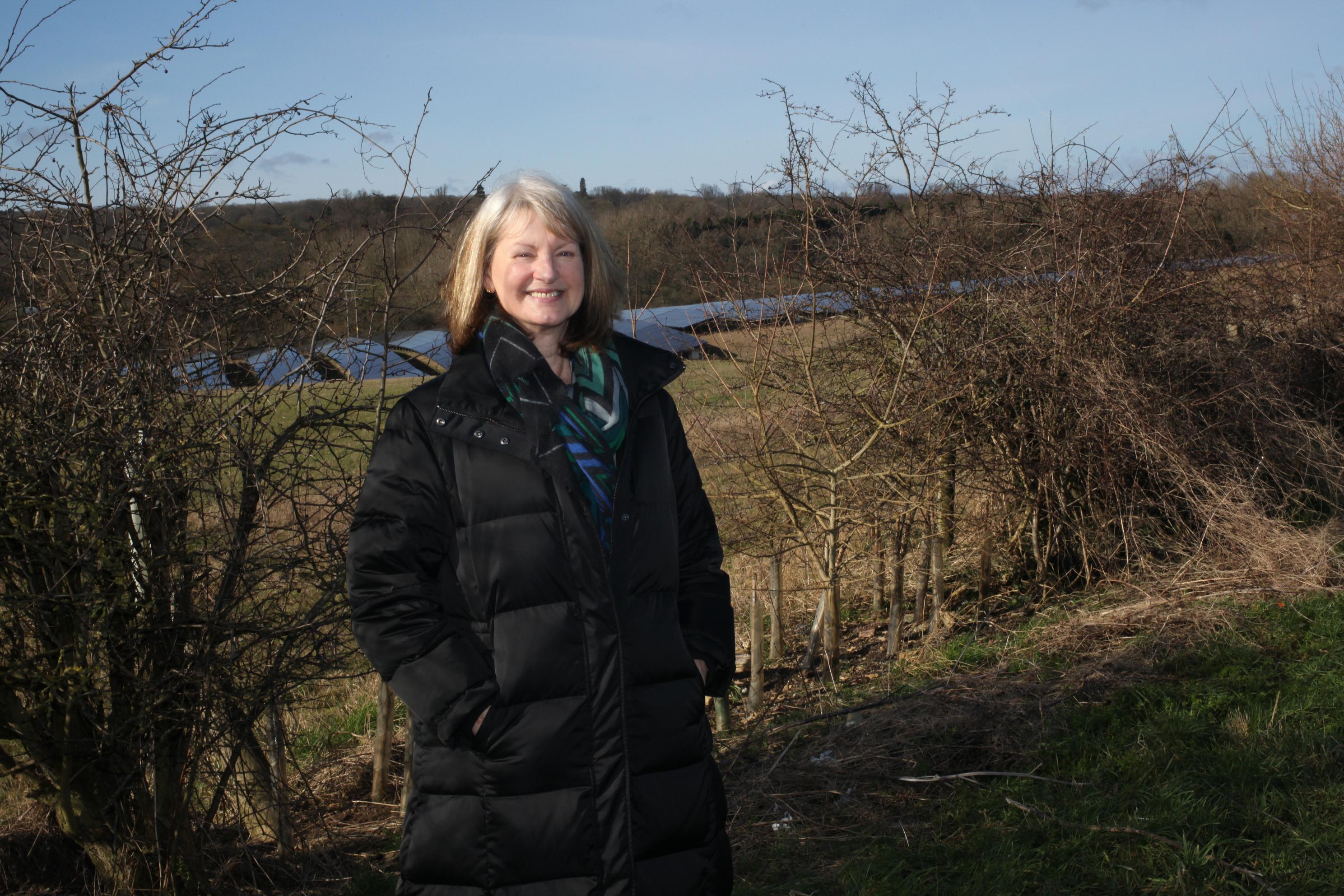Charlbury and Finstock - Liz Leffman