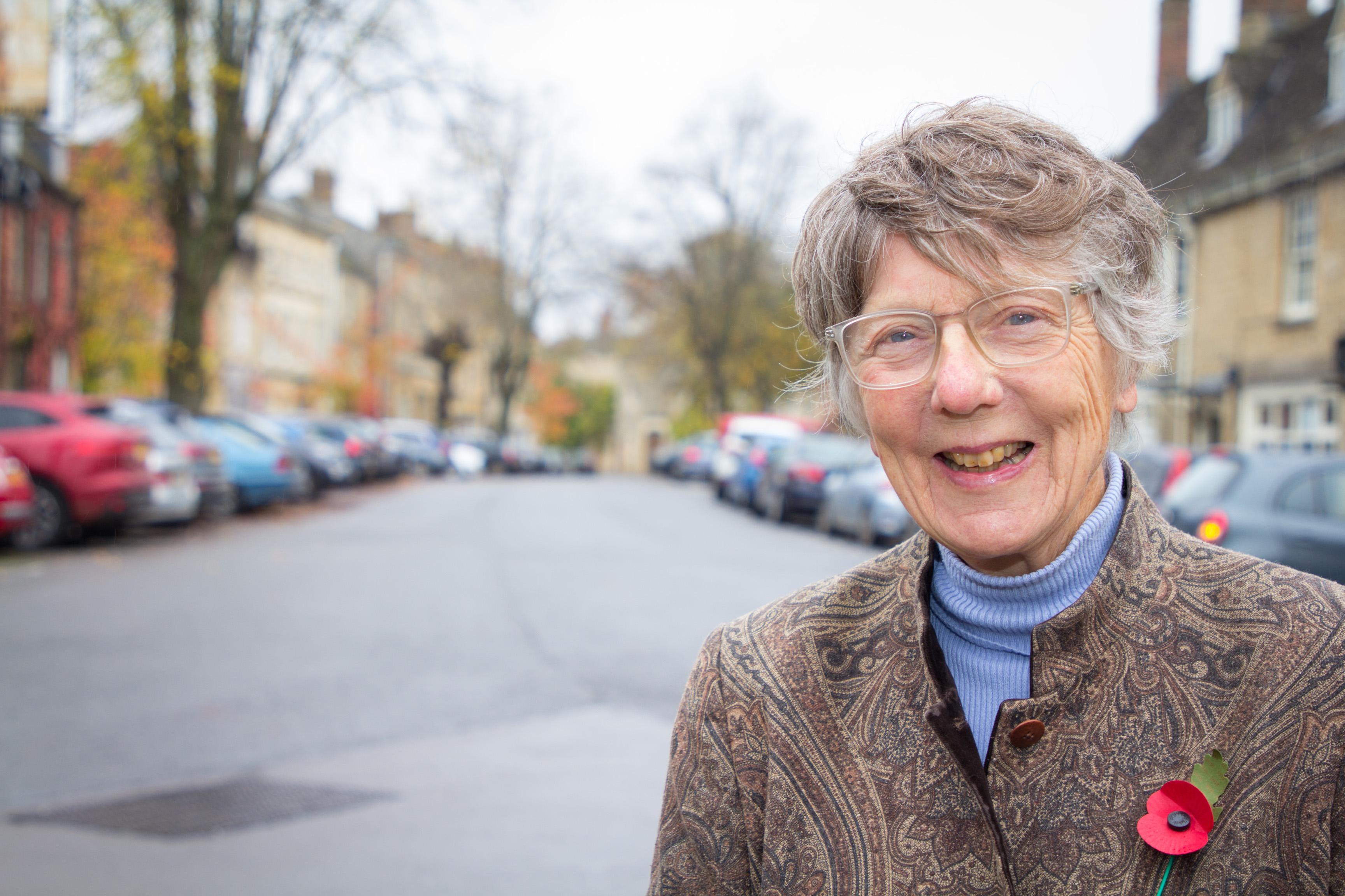 Woodstock and Bladon - Dr Elizabeth Poskitt