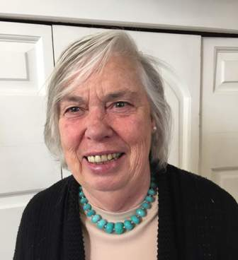 Margaret Crick 2015